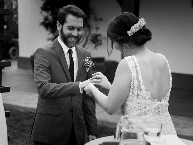 La boda de Carlos y Cristina en Chiclana De La Frontera, Cádiz 27