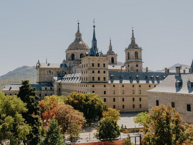 La boda de Óscar y Massiel en Madrid, Madrid 2