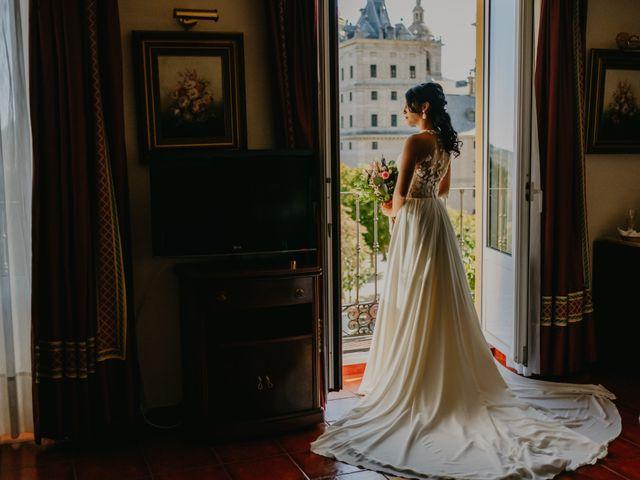 La boda de Óscar y Massiel en Madrid, Madrid 36