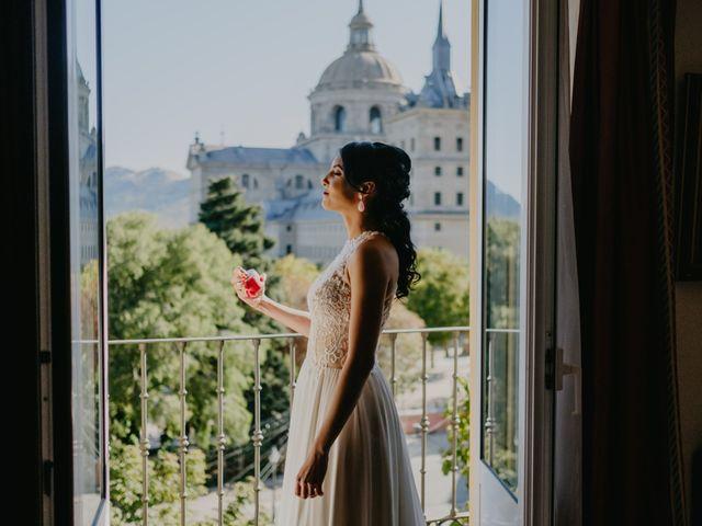La boda de Óscar y Massiel en Madrid, Madrid 37