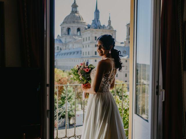 La boda de Óscar y Massiel en Madrid, Madrid 39
