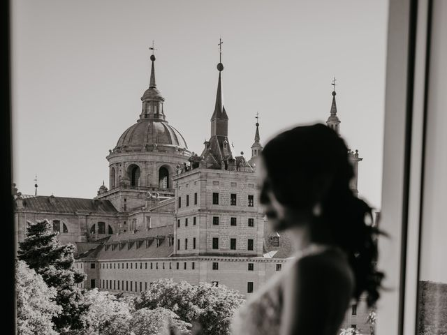 La boda de Óscar y Massiel en Madrid, Madrid 42