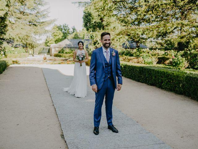 La boda de Óscar y Massiel en Madrid, Madrid 47