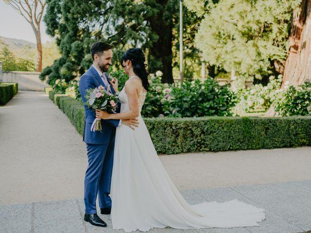 La boda de Óscar y Massiel en Madrid, Madrid 49
