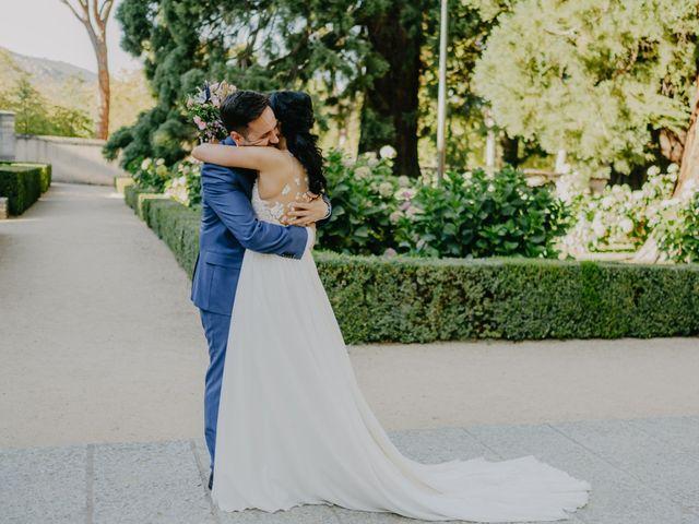 La boda de Óscar y Massiel en Madrid, Madrid 50