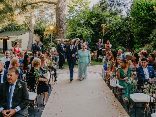 La boda de Óscar y Massiel en Madrid, Madrid 77