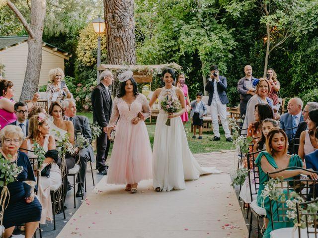 La boda de Óscar y Massiel en Madrid, Madrid 81