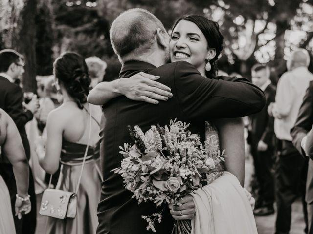 La boda de Óscar y Massiel en Madrid, Madrid 92