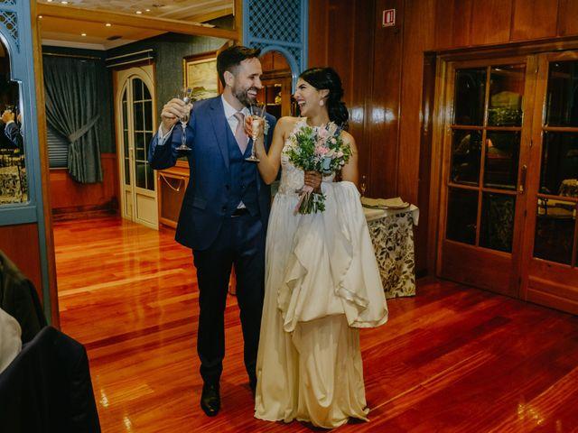 La boda de Óscar y Massiel en Madrid, Madrid 110