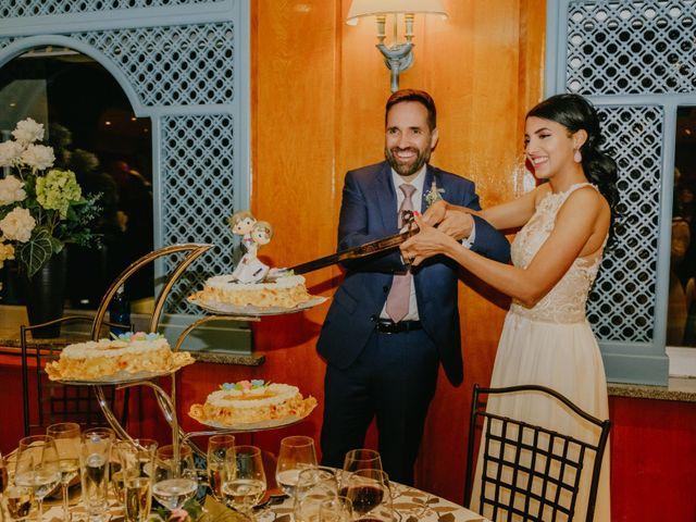 La boda de Óscar y Massiel en Madrid, Madrid 112