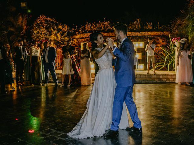 La boda de Óscar y Massiel en Madrid, Madrid 120