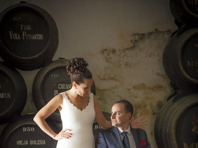 La boda de Alejandro y Maribel en Jerez De La Frontera, Cádiz 5