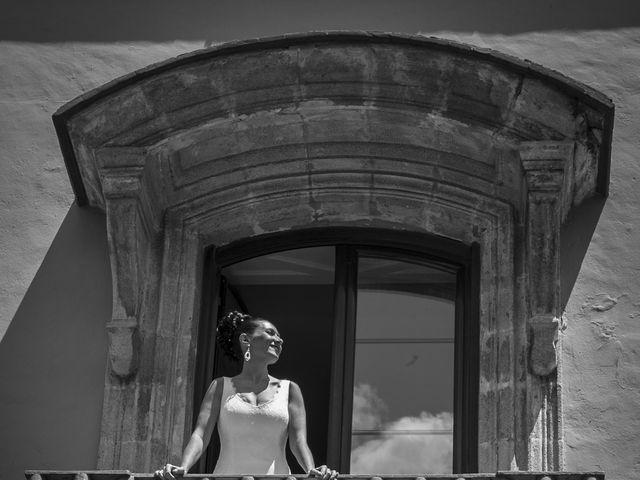 La boda de Alejandro y Maribel en Jerez De La Frontera, Cádiz 7