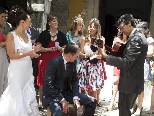 La boda de Alejandro y Maribel en Jerez De La Frontera, Cádiz 13