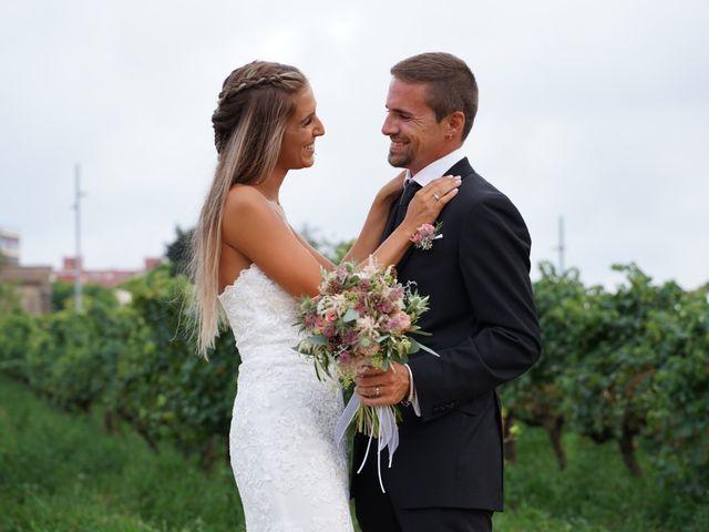 La boda de Raquel y Eric