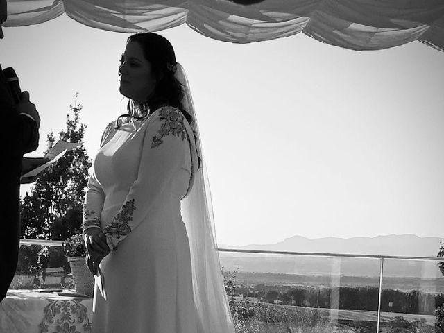 La boda de Cristina  y Antonio en Alalpardo, Madrid 3