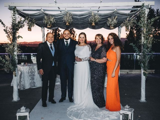 La boda de Cristina  y Antonio en Alalpardo, Madrid 1