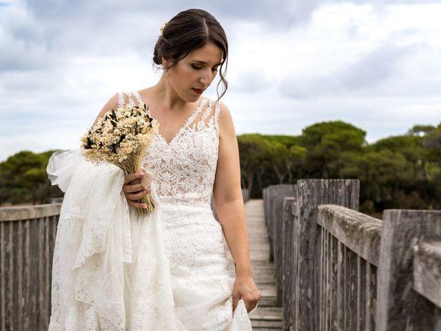 La boda de Carlos y Cristina en Chiclana De La Frontera, Cádiz 18