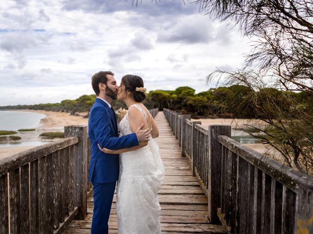 La boda de Carlos y Cristina en Chiclana De La Frontera, Cádiz 19