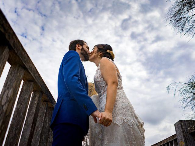 La boda de Carlos y Cristina en Chiclana De La Frontera, Cádiz 20