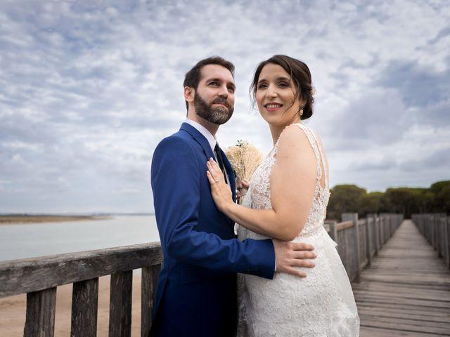 La boda de Carlos y Cristina en Chiclana De La Frontera, Cádiz 22