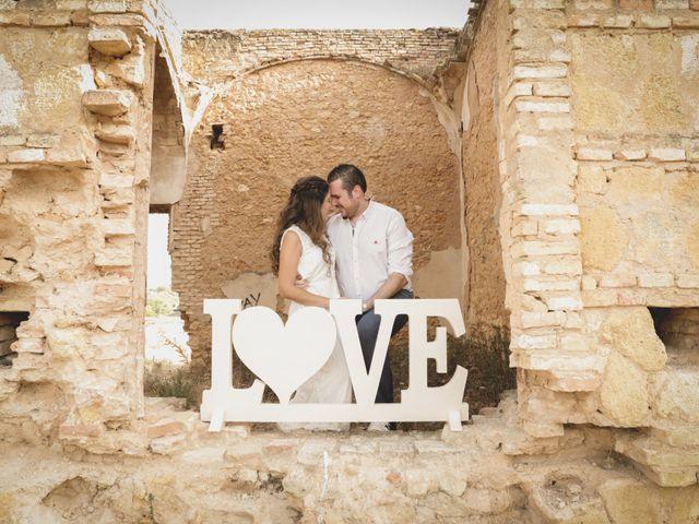 La boda de Luis y Ana en Alcala Del Rio, Sevilla 41