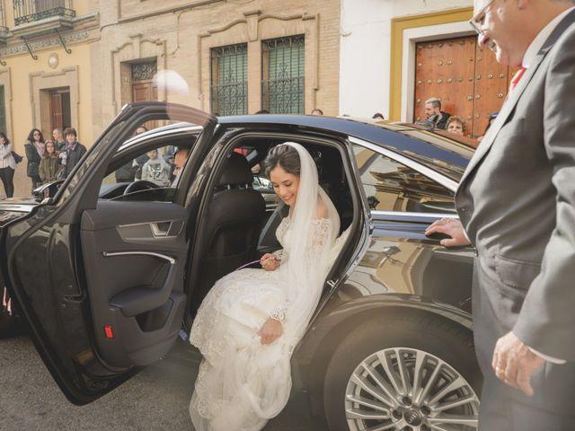 La boda de Luis y Ana en Alcala Del Rio, Sevilla 14