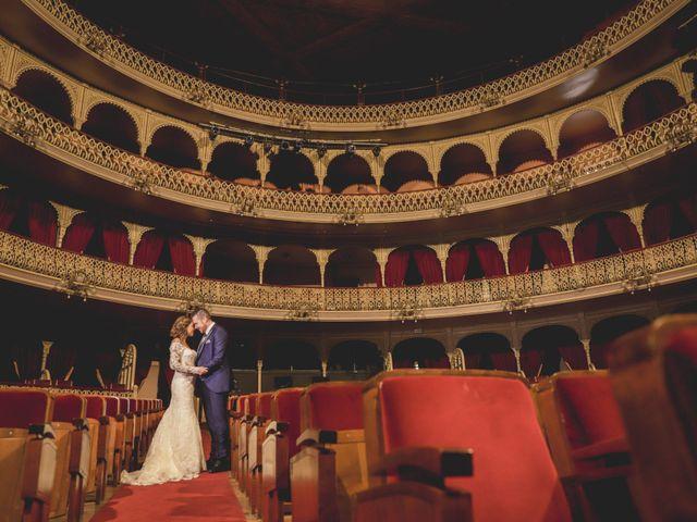 La boda de Luis y Ana en Alcala Del Rio, Sevilla 30