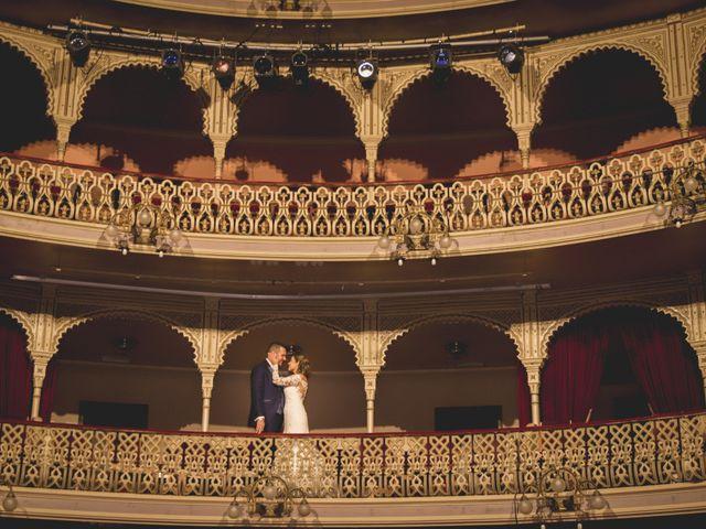 La boda de Luis y Ana en Alcala Del Rio, Sevilla 32