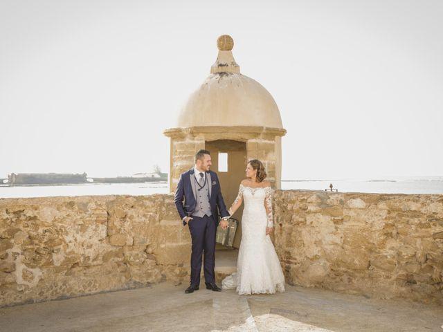 La boda de Luis y Ana en Alcala Del Rio, Sevilla 37