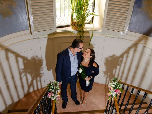 La boda de Javier y Olga en El Puig, Valencia 7