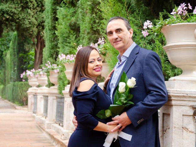 La boda de Javier y Olga en El Puig, Valencia 8