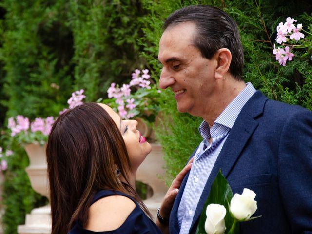 La boda de Javier y Olga en El Puig, Valencia 1