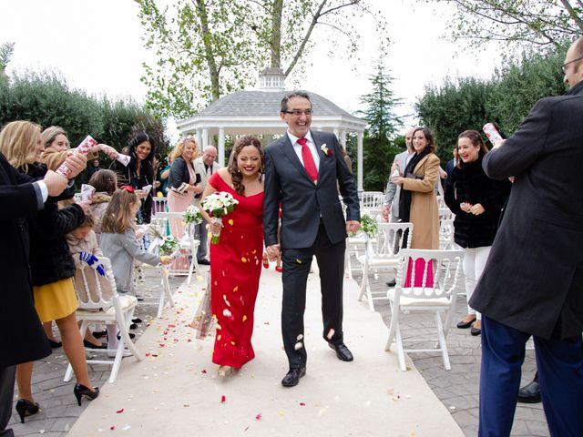 La boda de Olga y Javier