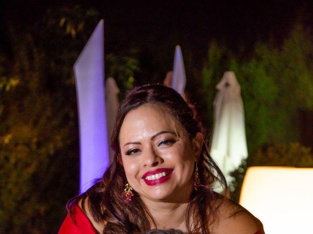 La boda de Javier y Olga en El Puig, Valencia 34