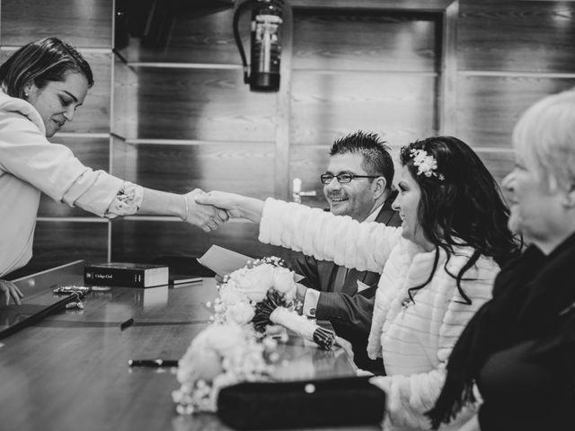 La boda de David y Kristina en Madrid, Madrid 17