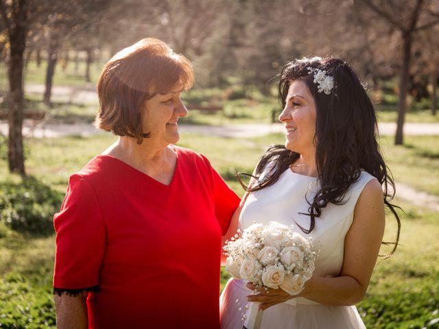 La boda de David y Kristina en Madrid, Madrid 25