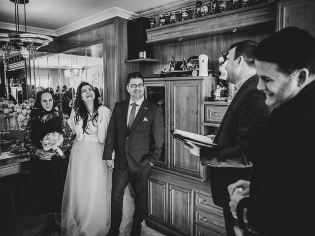 La boda de David y Kristina en Madrid, Madrid 30