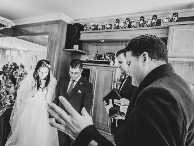 La boda de David y Kristina en Madrid, Madrid 32