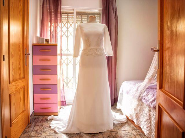 La boda de Amor y David en Barbate, Cádiz 8