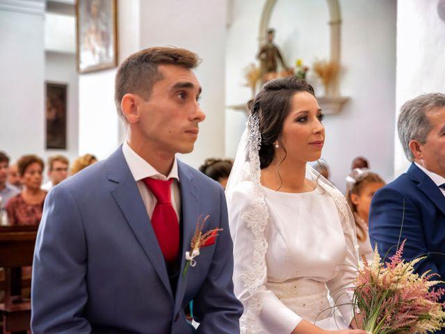 La boda de Amor y David en Barbate, Cádiz 15