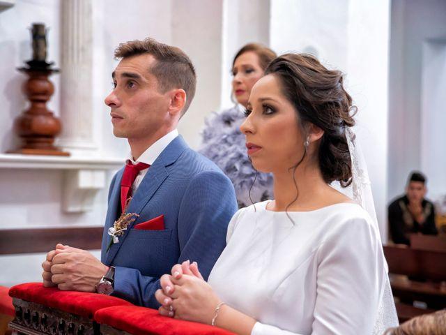 La boda de Amor y David en Barbate, Cádiz 16