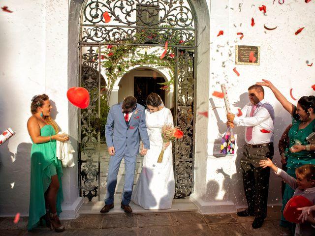 La boda de Amor y David en Barbate, Cádiz 18