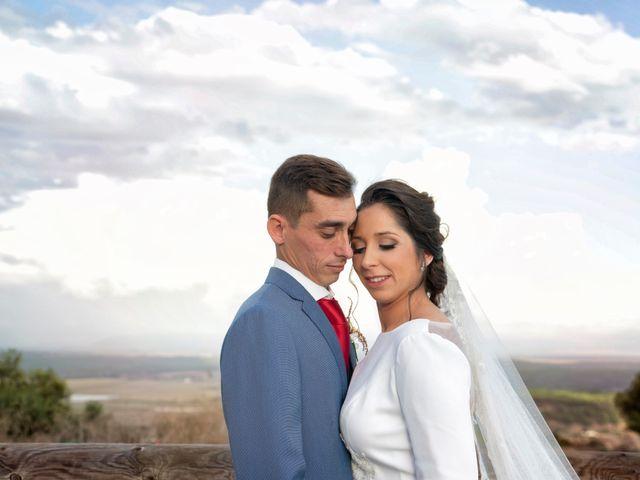 La boda de Amor y David en Barbate, Cádiz 20