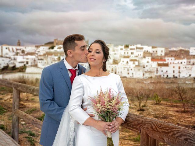 La boda de Amor y David en Barbate, Cádiz 21