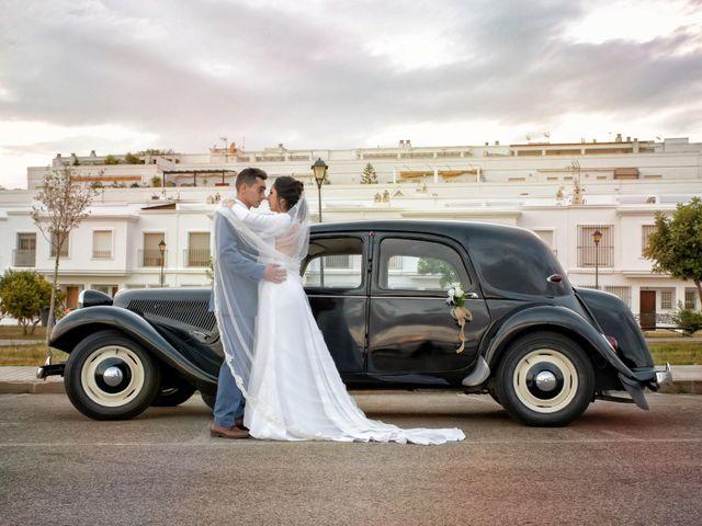 La boda de Amor y David en Barbate, Cádiz 22