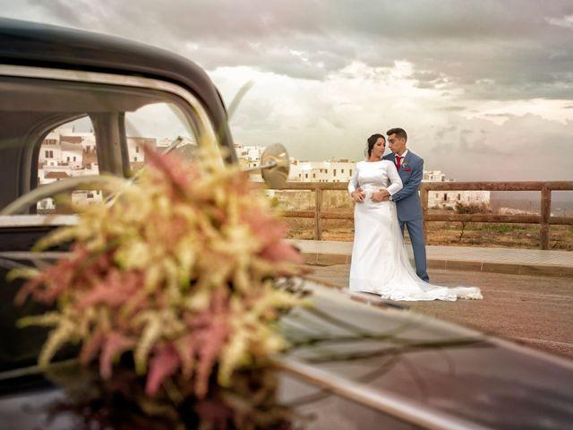 La boda de Amor y David en Barbate, Cádiz 23