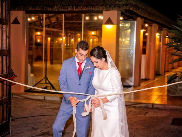 La boda de Amor y David en Barbate, Cádiz 24