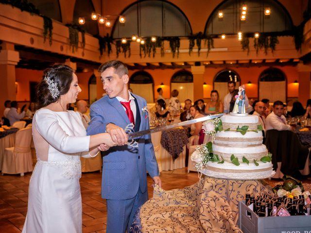 La boda de Amor y David en Barbate, Cádiz 27