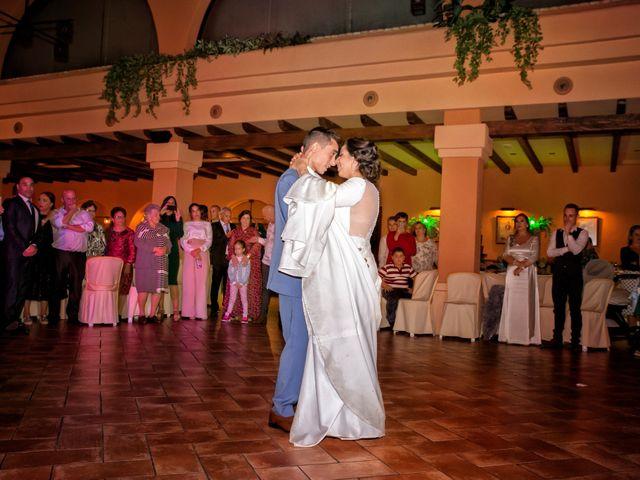 La boda de Amor y David en Barbate, Cádiz 28